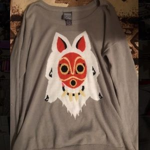 Princess Mononoke Sweater